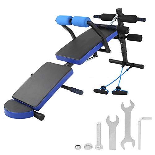 Multifunktion Hantel Hocker Fitness Stuhl Klapp Bauch Bauch Rücken...