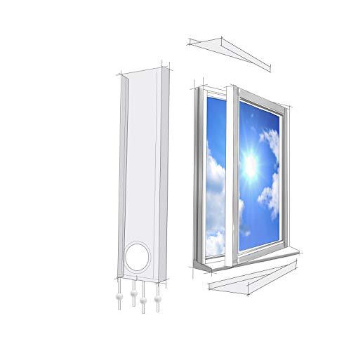 Lifetime Air Fensterabdichtung 320cm Für Mobile Klimageräte und...