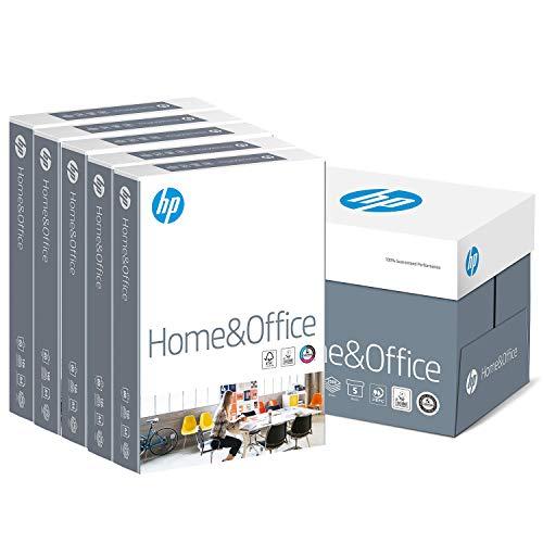 HP Kopierpapier CHP150 Home & Office, DIN-A4 80g, 2500 Blatt, Weiß -...