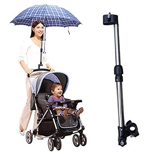 Ducomi Kinge Sonnenschirmhalter für Kinderwagen, verstellbar,...