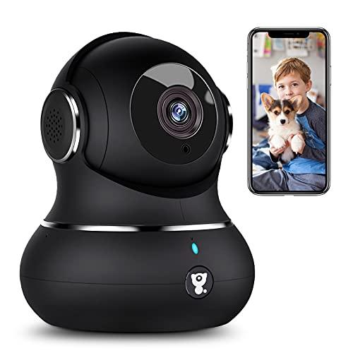 1080P Überwachungskamera, Littlelf WLAN Kamera mit...