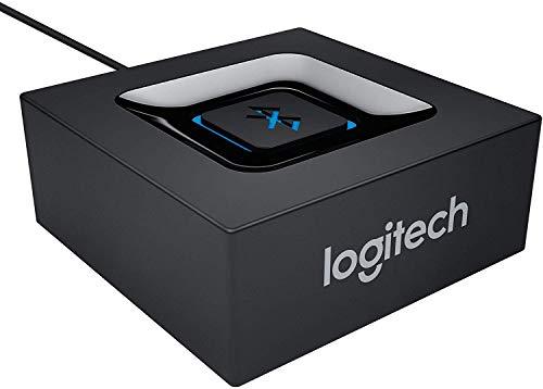 Logitech Kabelloser Bluetooth Audio-Empfänger, Multipoint Bluetooth,...