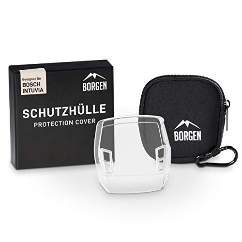 Borgen Displayschutz - geeignet für Bosch Intuvia Schutzhülle -...