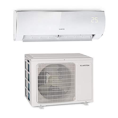 Klarstein Windwaker Eco Split - Klimaanlage, Heiz- und Kühlgerät,...