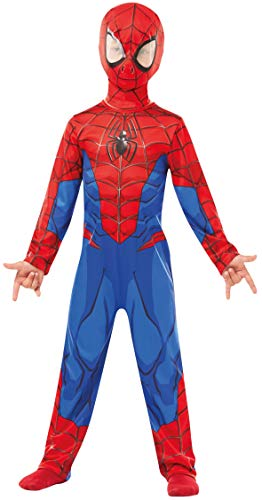 Rubie 's 640840s Spiderman Marvel Spider-Man Classic Kind Kostüm,...