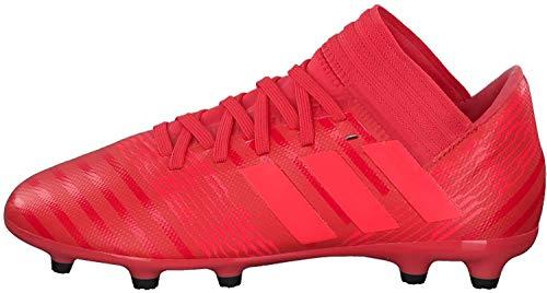 adidas Unisex-Kinder Nemeziz 17.3 FG Fußballschuhe, Rot...