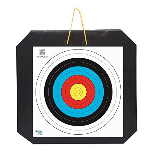 YATE Bogenschießen XXL Zielscheibe Polimix mit Griff 80cm x 80cm x...