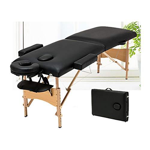 Massagetisch Höhenverstellbar Massageliege Massagebank Mobile...