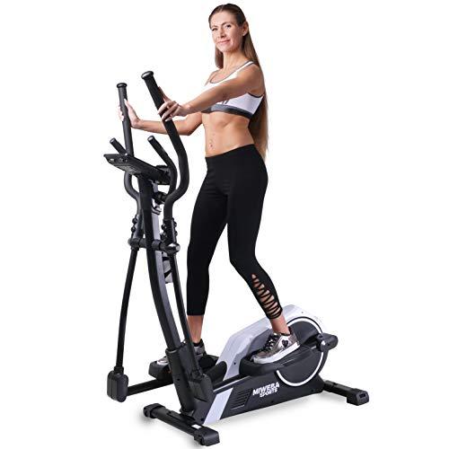 Miweba Sports Crosstrainer MC300 Stepper Ellipsentrainer Heimtrainer -...