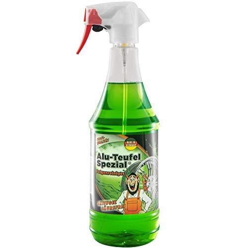 TUGA Chemie 5712088 Sprühflasche Alu-Teufel Spezial Sprayer 1000 ml
