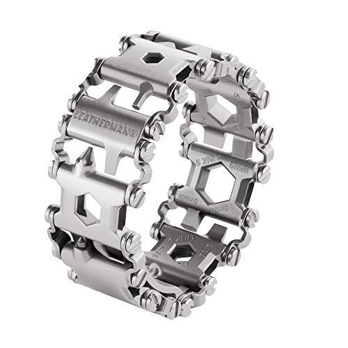 Leatherman Tread Metric - Heavy-duty multipurpose multi-tool bracelet...