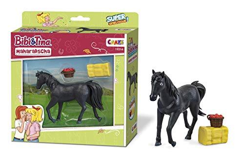CRAZE BIBI & Tina Maharadscha Figur zum Sammeln und Spielen Pferd...