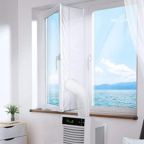 400cm Universal Fensterabdichtung für Mobile Klimageräte,...