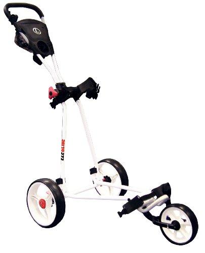 LONGRIDGE Golf Trolley Eze Glide Cruiser, weiß, one Size