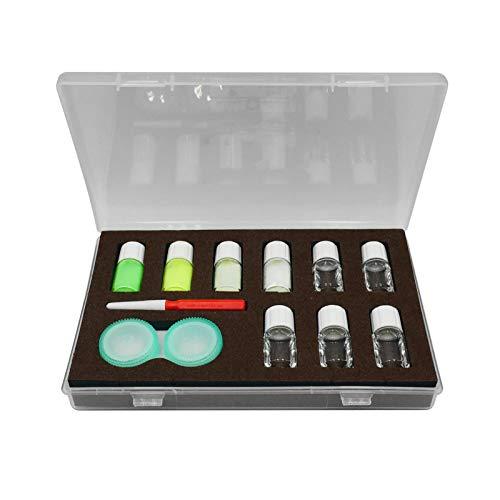 KKmoon 4 Color Watch Leuchtstofflampen Puder Set Uhrmacher Uhr...
