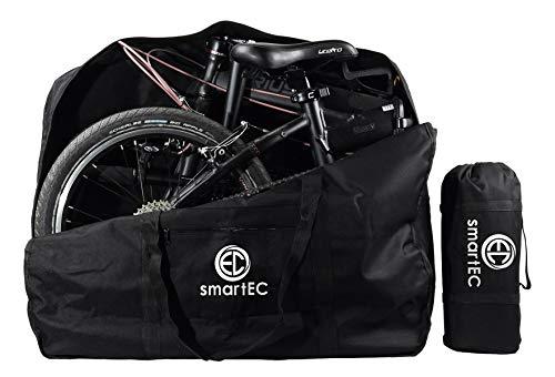smartEC Tragetasche für 20 Zoll Falt-Räder, Klapprad, E-Bike, Sport...