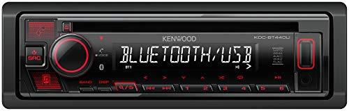 Kenwood KDC-BT440U CD-Autoradio mit Bluetooth Freisprecheinrichtung...