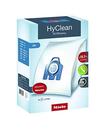 Miele Original Zubehör GN HyClean 3D Staubbeutel / filtert mehr als...