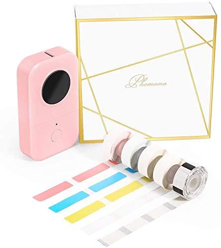 Phomemo D30 Bluetooth Etikettendrucker Mini Thermoetikettendrucker...