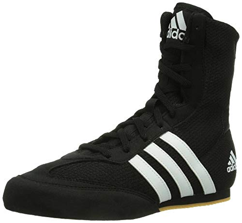 Adidas Boxschuh Box Hog 2, Uni Boxschuhe, Schwarz, 44 EU (9.5 UK)