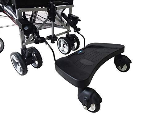 Osann Kindertrittbrett beeboard – Buggyboard für Kinderwagen bis 25...