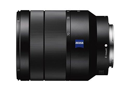 Sony SEL-2470Z Zeiss Zoom-Objektiv (24-70 mm, F4, Vollformat, geeignet...