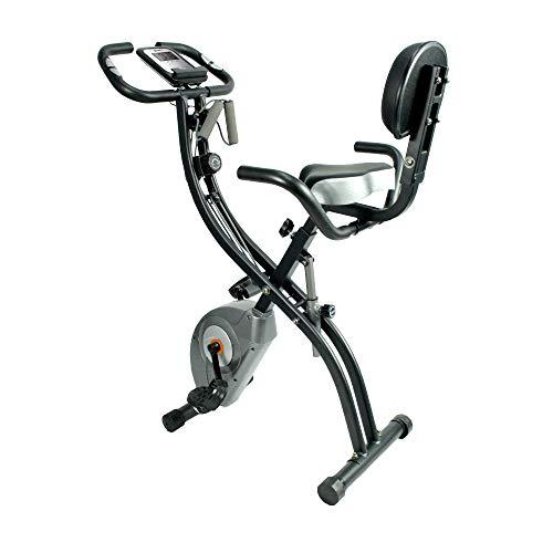 ATIVAFIT Fitness Bike 4in1 Heimtrainer mit Rückenlehne &...