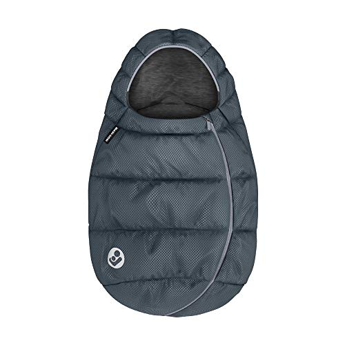 Maxi-Cosi Fußsack, kuschelig warmer Universal Winterfußsack, passend...