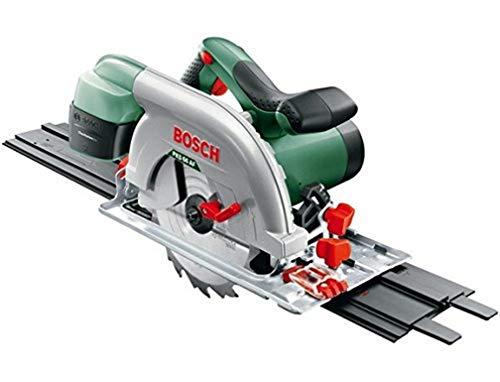 Bosch Kreissäge PKS 66 AF (mit Führungsschiene, 1600 Watt, im...
