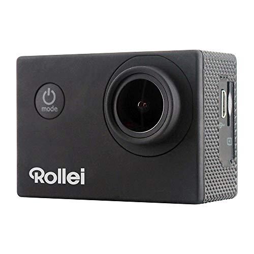Rollei Actioncam 4S Plus - WiFi Action-Cam mit 4K Video-Auflösung,...