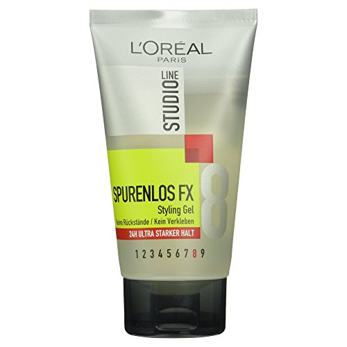 L'Oréal Paris Studio Line Haargel, 24h ultra-starker Halt, Kein...