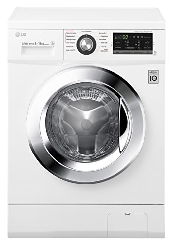 LG Electronics F 14G6 TDM2NH Waschtrockner / A /1088 kWh/Jahr / 1400...