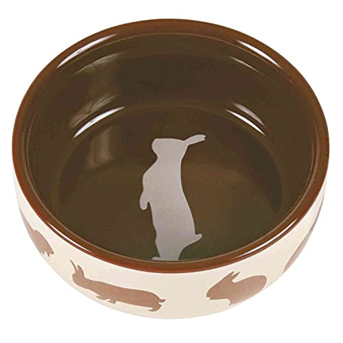 TX-60733 Ceramic Bowl for Rabbit 250 ml 11 cm