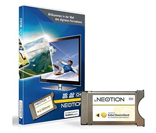Neotion CI+ Modul für Sender von Kabel Deutschland - Neueste Modell...