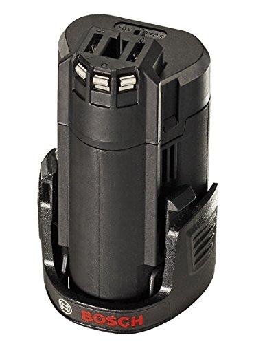 Bosch Professional 10,8 Volt Ersatz Akku (für Li-Ionen Geräte von...