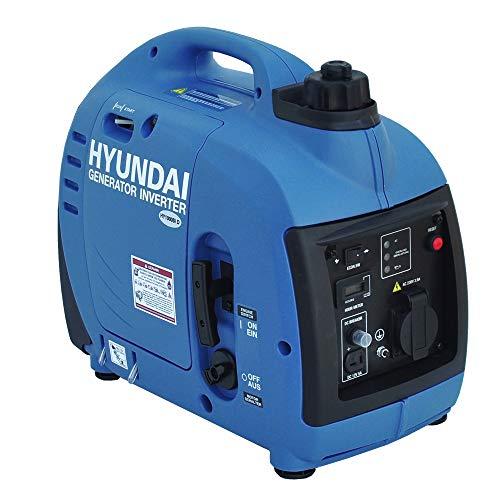 HYUNDAI Inverter-Generator HY1000Si D (Inverter Stromerzeuger,...