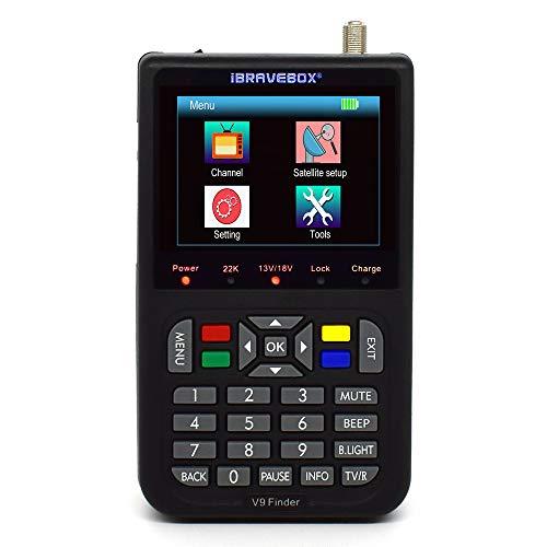 KKmoon sat finde Digital Satellite Finder mit 3,5 Zoll LCD...