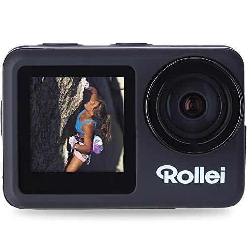 Rollei Action-Cam 8s Plus I 4K 60fps Unterwasserkamera mit...
