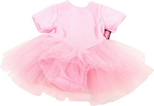 Götz 3402471 Baby Puppenbekleidung Ballettanzug Gr. S - Dress für...