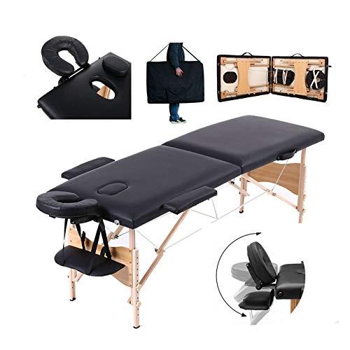 Mobile Massageliege Massagetisch Klappbar Massagebett Massagebank mit...