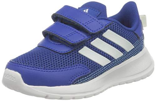 adidas Unisex Kinder TENSAUR Run I Sneaker, ROYBLU/FTWWHT/BRCYAN,23 EU
