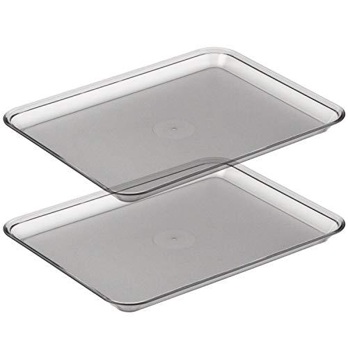 Graef 0000011 Tablett für Allesschneider, Kunststoff, 18 x 24 cm,...