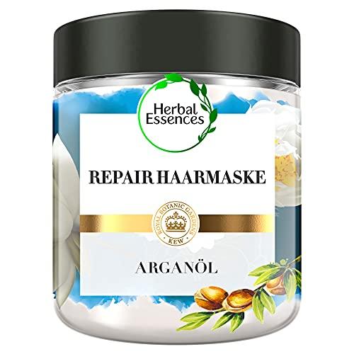 Herbal Essences PURE:renew Marokkanisches Arganöl Repair Haarmaske,...