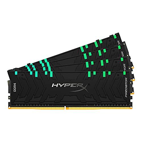 HyperX Predator HX432C16PB3AK4/32 Arbeitsspeicher 3200MHz DDR4 CL16...