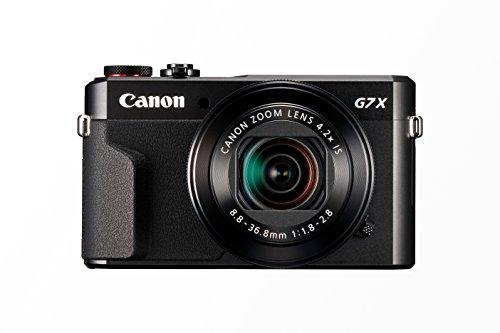 Canon PowerShot G7 X Mark II Digitalkamera (klappbares 7,5cm Display,...