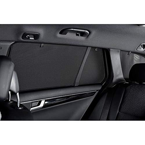 Car Shades VW-TIGU-5-B Satz passend für Volkswagen Tiguan II...