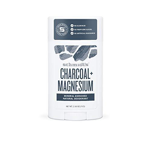 Schmidt's Natural Deodorant, für alle Hauttypen Charcoal + Magnesium...