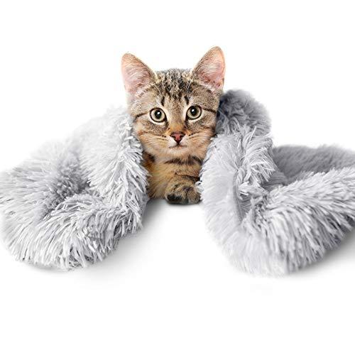 laamei Flauschige Hundedecke, Hundedecke Haustier Super Softe Warme...