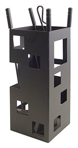 Imex El Zorro 10004 Kamin-Zubehörset, quadratisches Design, 50 x 20 x...