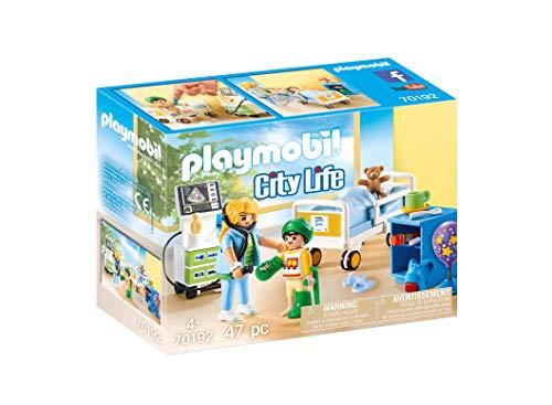 PLAYMOBIL City Life 70192 Kinderkrankenzimmer, Ab 4 Jahren